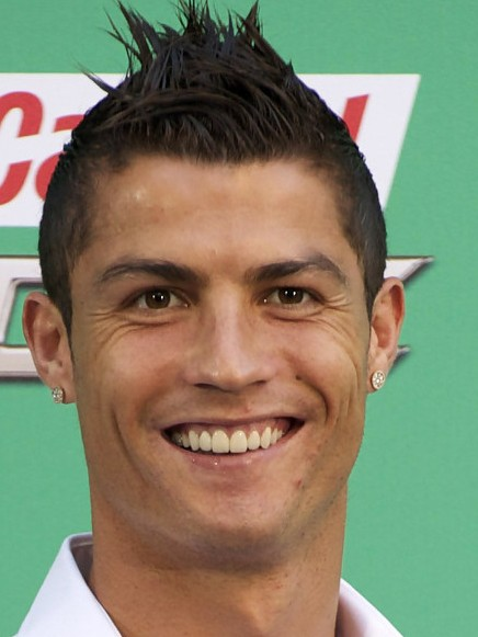 Cristiano Ronaldo Cool Hairstyles | Men Hairstyles , Short ...