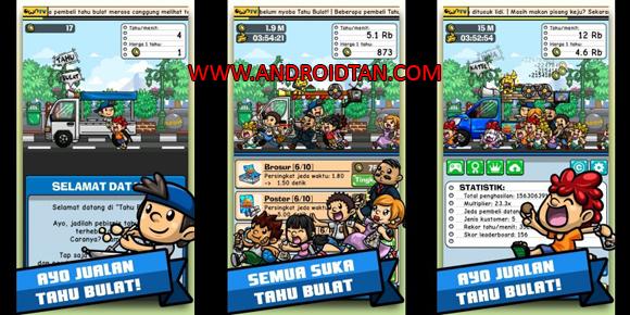 Info Game Tahu Bulat Mod Apk