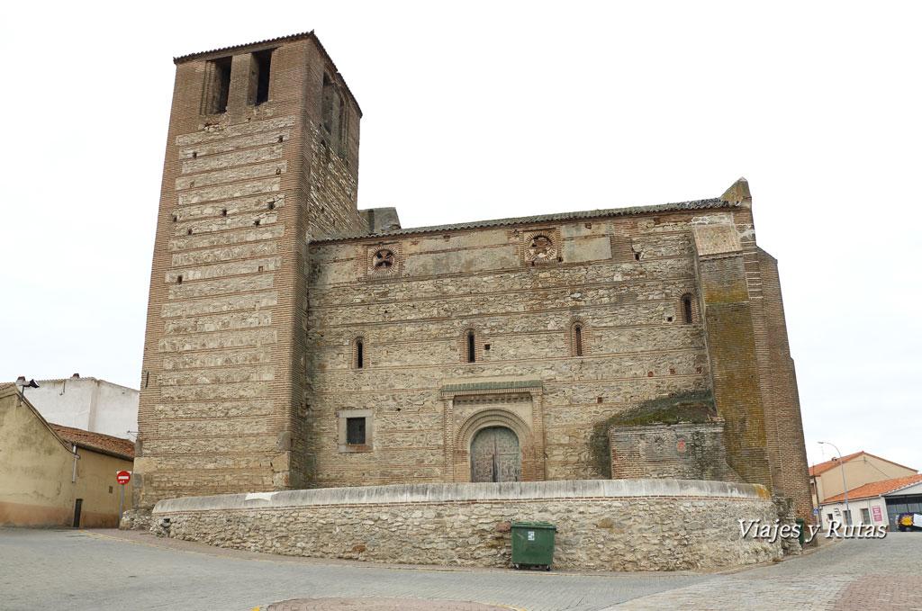 Iglesia de san Miguel, Arévalo