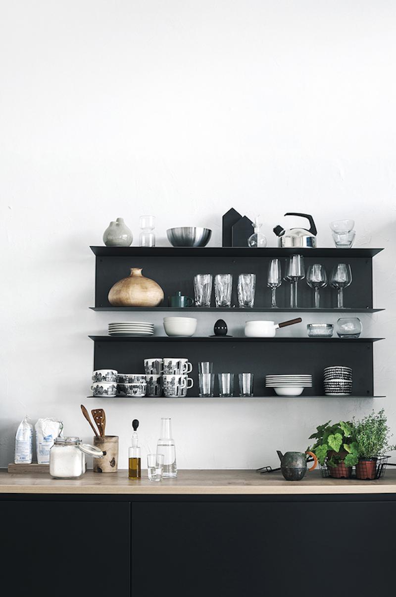 Interiors The Black Kitchen Plus Joseph Bread Bin Review