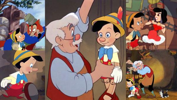 Pinocchio Disney Songs