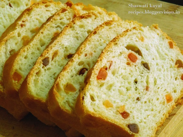 FRUIT BREAD RECIPE