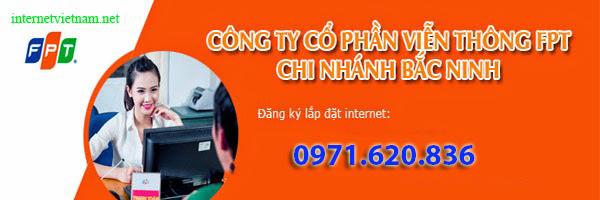 Đăng Ký lắp Mạng Internet FPT Huyện Tiên Du