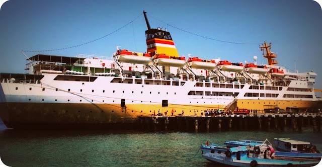 Penumpang Kapal di Manokwari Naik 50 Persen