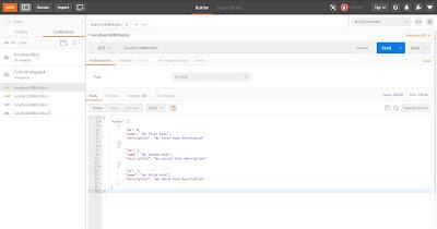 Spring Boot REST API GET