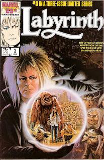 Labyrinth cómic