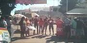 Bolsonaristas tentaram atrapalhar manifestação contra Bolsonaro em Pedreiras