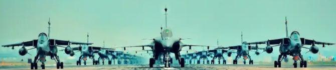 IAF Commemorates 'Azadi Ka Amrit Mahotsav' With 75 Rafales, Jaguars Elephant Walk