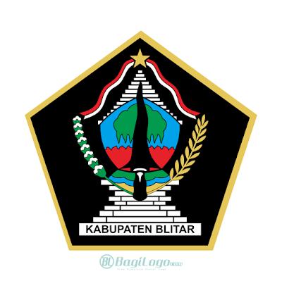 Kabupaten Blitar Logo Vector