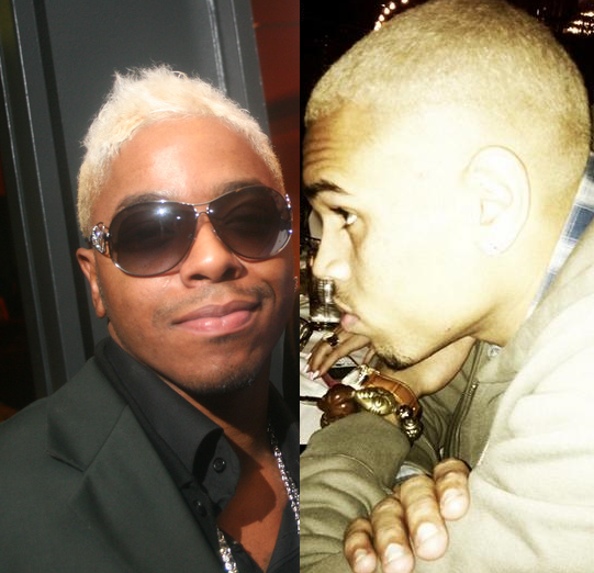 chris brown s new hair color chris brown new hair color ...