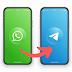 Telegram te permite ahora importar tus chats de WhatsApp y otras apps