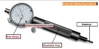 alat ukur prestroke measuring adapter