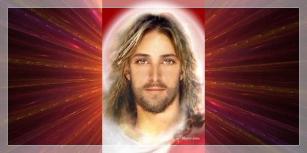 6º  Raio Rubi Dourado - Mestre Jesus