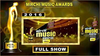 Mirchi Music Awards 2016 Download Main Event 500MB HDTV 480p