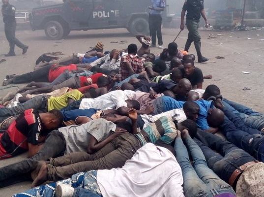 hausa yoruba clash agiliti mile 12 lagos
