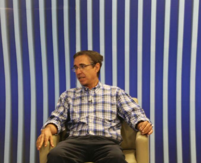 Prefeito eleito João Messias concede entrevista à TV Meio Norte