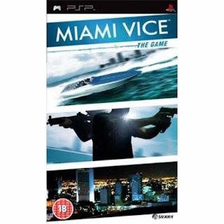 Miami Vice PSP free download full version