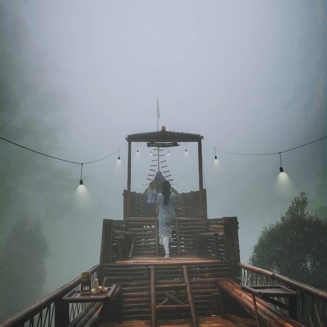 Lembur Kula Gunung Karang Banten