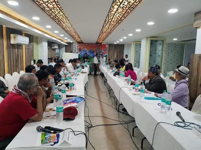 गोर्खा राष्ट्रीय शिखर सम्मलेन अनि दिल्ली घोषणा