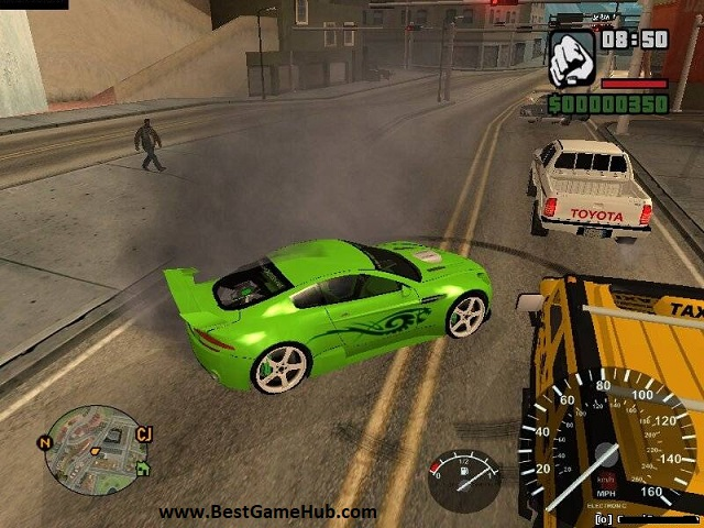 GTA San Andreas Golden Pen High Compressed Game Download - BestgameHub.com