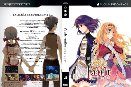 Download Game Visual Novel PC Fault -Milestone One-