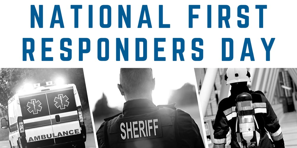 National First Responders Day Wishes Lovely Pics