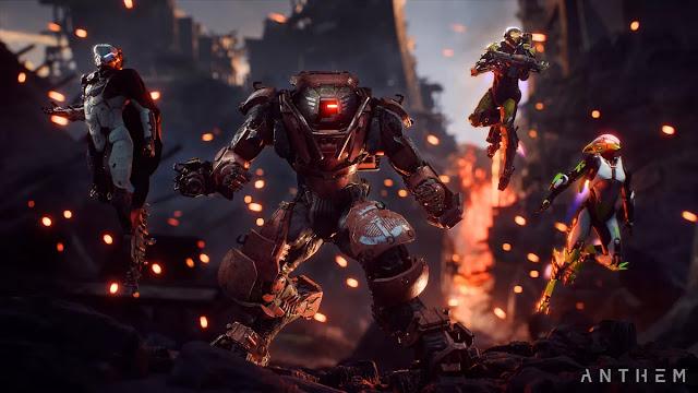 سوني توافق على طلبات اللاعبين من أجل استرداد النقود بعد مشاكل لعبة Anthem في جهاز PS4..