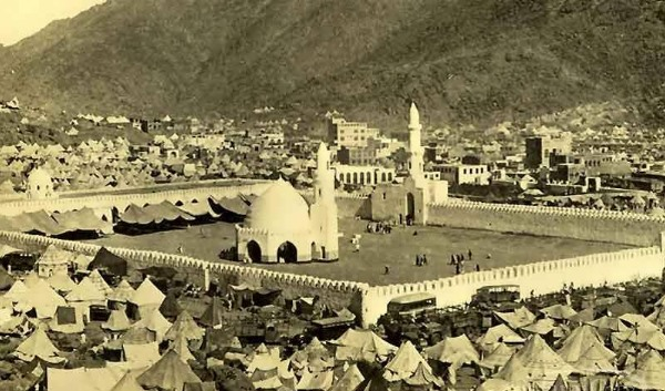 مكة المكرمة قديما تاريخها المجيد