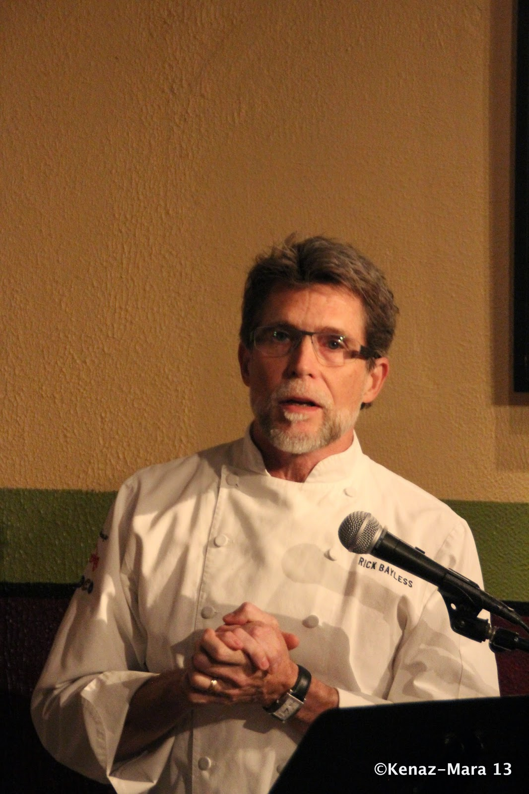 ChiIL Mama : ACT OUT EXTENDED: Rick Bayless in Cascabel