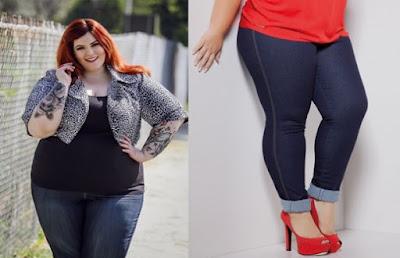 mulher com calça jeans de cintura alta lu tudo sobre tudo