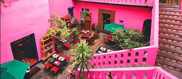 Mesón Sacristia Puebla