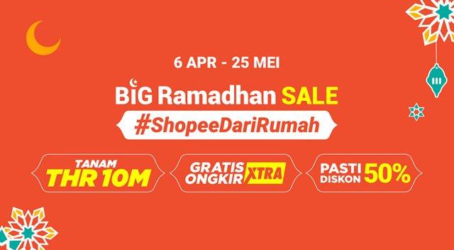 Promo Big Ramadhan Sale 2020 di Shopee-shopee.co.id