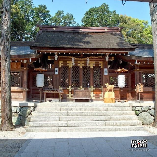 【伊太祁曾神社】1300年歷史古老神社 在幽靜森林裡向木神祈福除厄