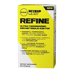 frugal fitness supplement reviews gnc beyond raw refine