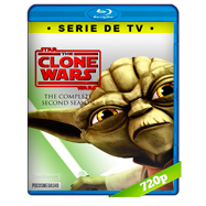 Star Wars: La guerra de los clones (2009-2010) Temporada 2 Completa BRRip 720p Audio Dual Latino-Ingles