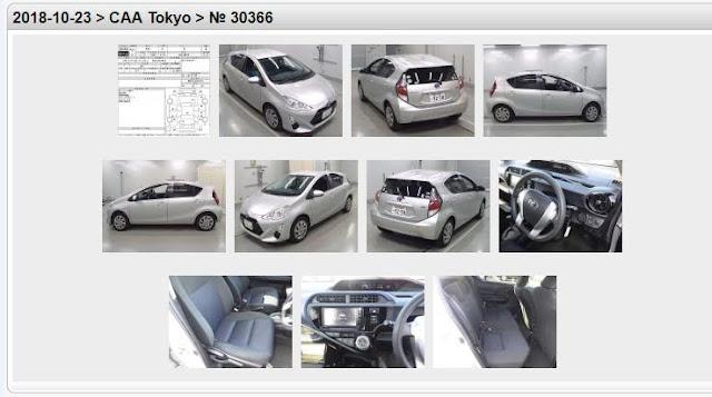 Japanese Used Cars Auction Grading System  ~ Japanese Car World