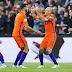 [VIDEO] CUPLIKAN GOL Belanda 5-0 Luksemburg: Hujan Gol Di De Kuip
