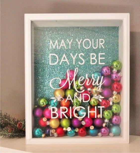 Decoração de Natal: as últimas 10 idéias rápidas pra decorar sua casa. Blog Achados de Decoração