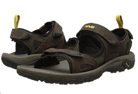 1- Teva Katavi Outdoor Sandal Walnut