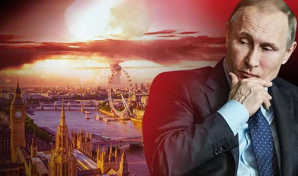 Πούτιν: «Θα σπάσουμε τα δόντια σε όποιον επιβουλεύεται τα εδάφη μας»