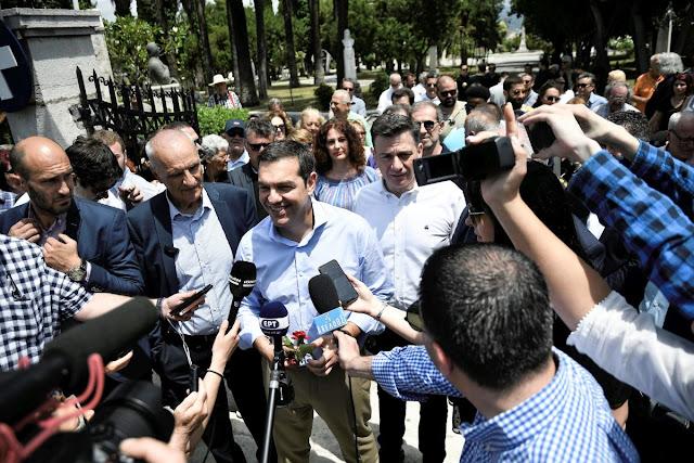 Αλέξης Τσίπρας: Ο Μητσοτάκης με μαφιόζικες πρακτικές προσπαθεί να κρύψει το μεγάλο σκάνδαλο της ύφεσης – VIDEO