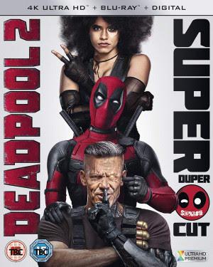 Deadpool 2 Super Duper UNRATED 2018