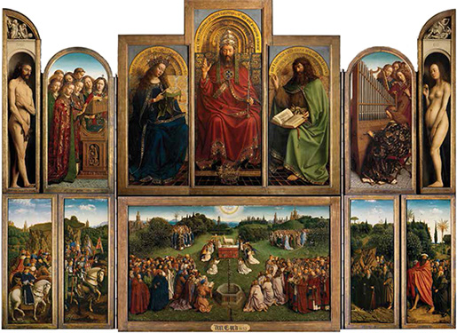 New Liturgical Movement: March Adoremus Bulletin
