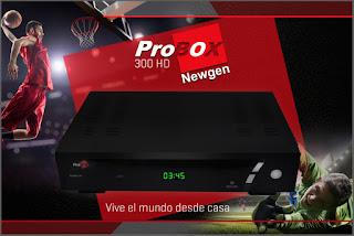 PROBOX%2BPB300 - PROBOX 300 HD ATUALIZAÇÃO V1.58 - 06/01/2018
