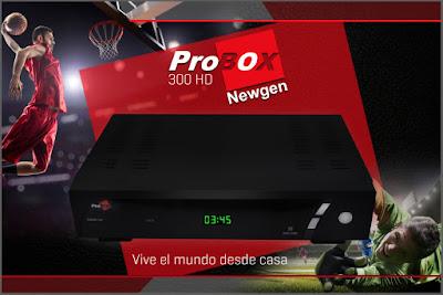 atualização - NOVA ATUALIZAÇÃO DA MARCA PROBOX PROBOX%2BPB300