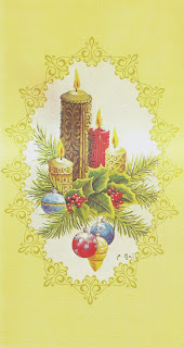 Postales de Navidad Vintage