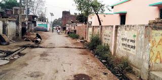 जौनपुर : बजबजाती नाली दे रही संक्रामक बीमारियों को निमंत्रण | #NayaSabera