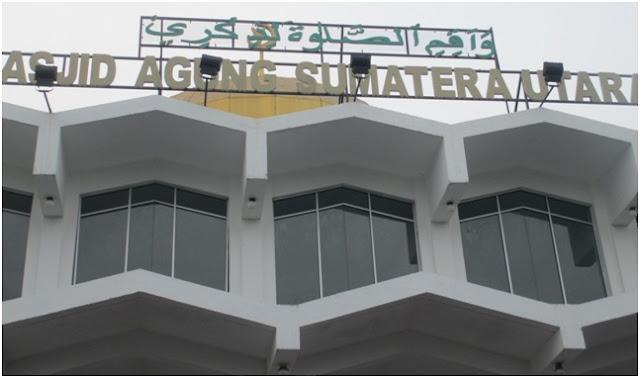 Masjid Agung Medan, Sumatera Utara segera berganti wajah menjadi masjid futuristik di masa depan
