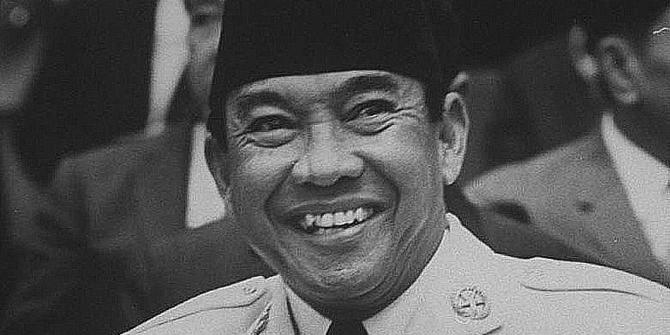 Biografi Sang Proklamator Indonesia Ir. Soekarno
