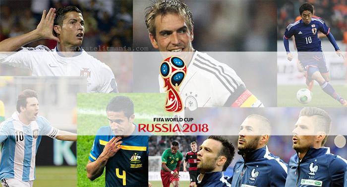 Inilah Daftar Channel Lengkap Yang Menyiarkan Piala Dunia 2018